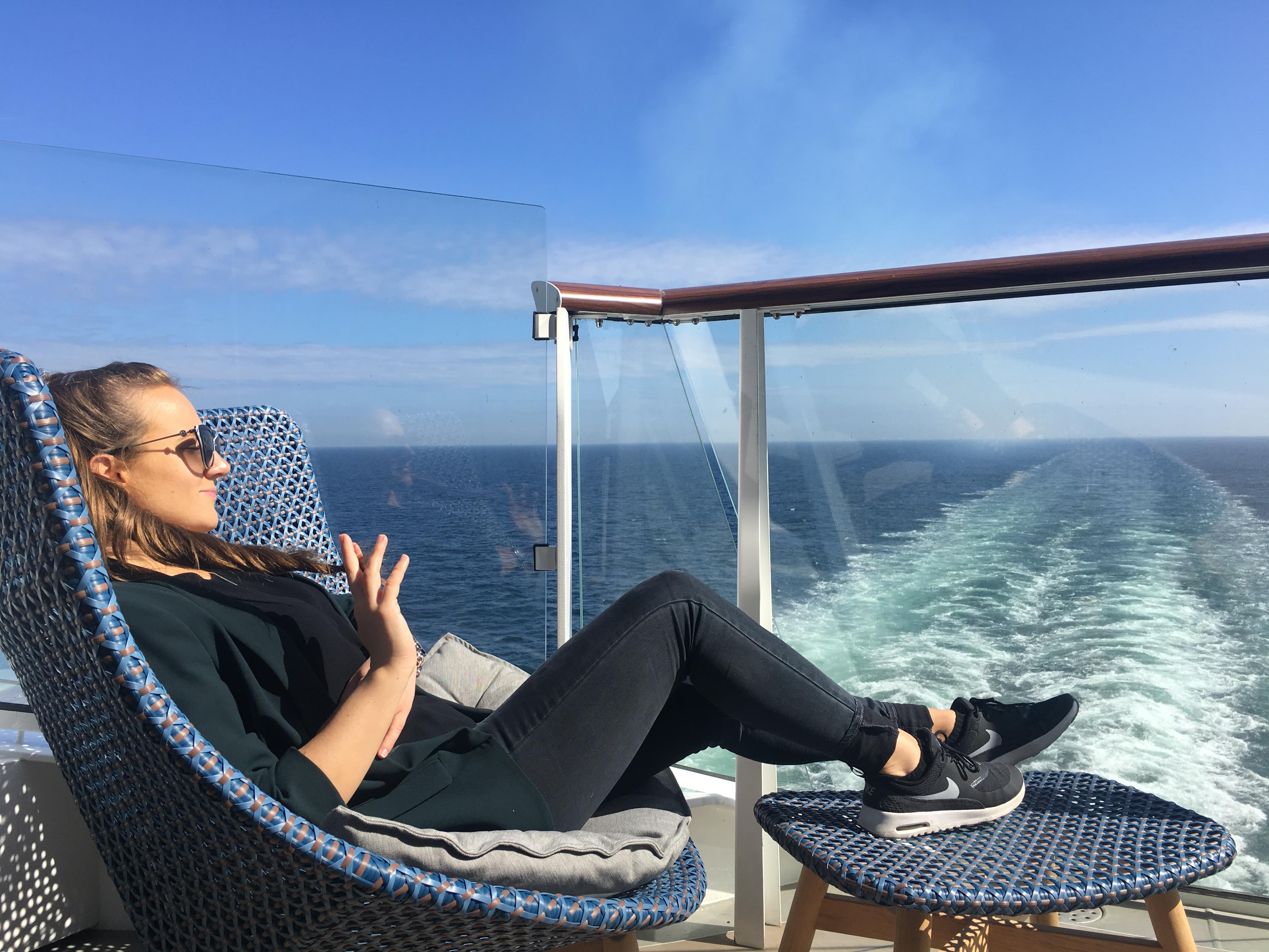 Unterwegs auf der neuen MEIN SCHIFF 1   Meine Erfahrungen... uncategorized tui cruises reisebericht kreuzfahrt  Foto 05.05.18 11 24 33 1