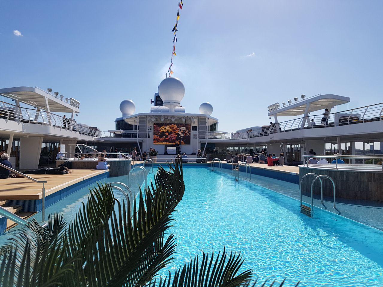 Unterwegs auf der neuen MEIN SCHIFF 1   Meine Erfahrungen... uncategorized tui cruises reisebericht kreuzfahrt  Foto 08.05.18 15 45 59 5