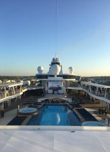 TUI, Berlin, World of TUI, TUI Cruises, Mein Schiff, Neue Mein Schiff 1, Reisebericht, Kreuzfahrt, Hamburg, Kiel,