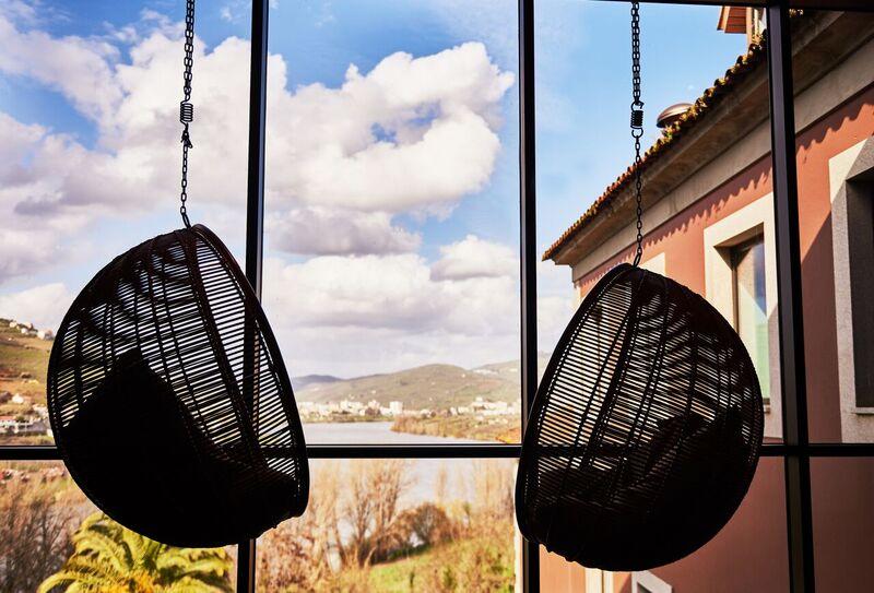 Six Senses Douro Valley Enstpannung - World of TUI Berlin Reisebericht