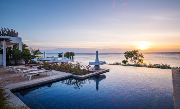 Zu Gast auf Sansibar und Pemba tui hotels tansania strand sonne expertentipps  tui berlin constance aiyana pemba pool