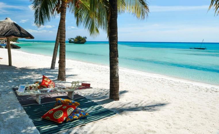 Zu Gast auf Sansibar und Pemba tui hotels tansania strand sonne expertentipps  tui berlin constance aiyana pemba strand