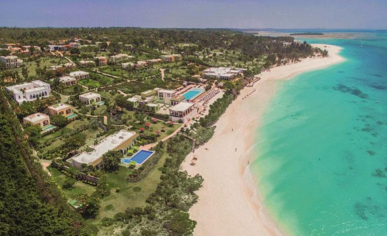 Zu Gast auf Sansibar und Pemba tui hotels tansania strand sonne expertentipps  tui berlin riu palace sansibar außenansicht