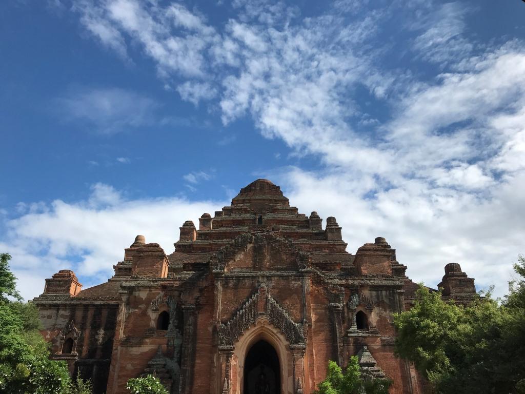 Myanmar   Meine Rundreise in sieben Tagen sonne land und leute reisebericht new myanmar  tui berlin myanmar bagan tempel ruine