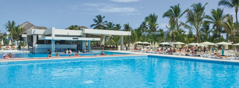 TUI Berlin, Reisen, Sommer, RIU Republica, Dominikanische Republik, Karibik, Nordamerika, Strandurlaub, Sommerurlaub, RIU Hotels