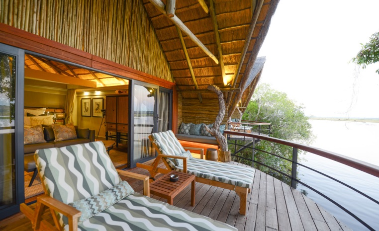 Afrika   Einfach mal anders tui hotels strand sonne simbabwe namibia kenia botswana angebote und specials angebot  tui berlin afrika chobe water villas namibia luxury villa