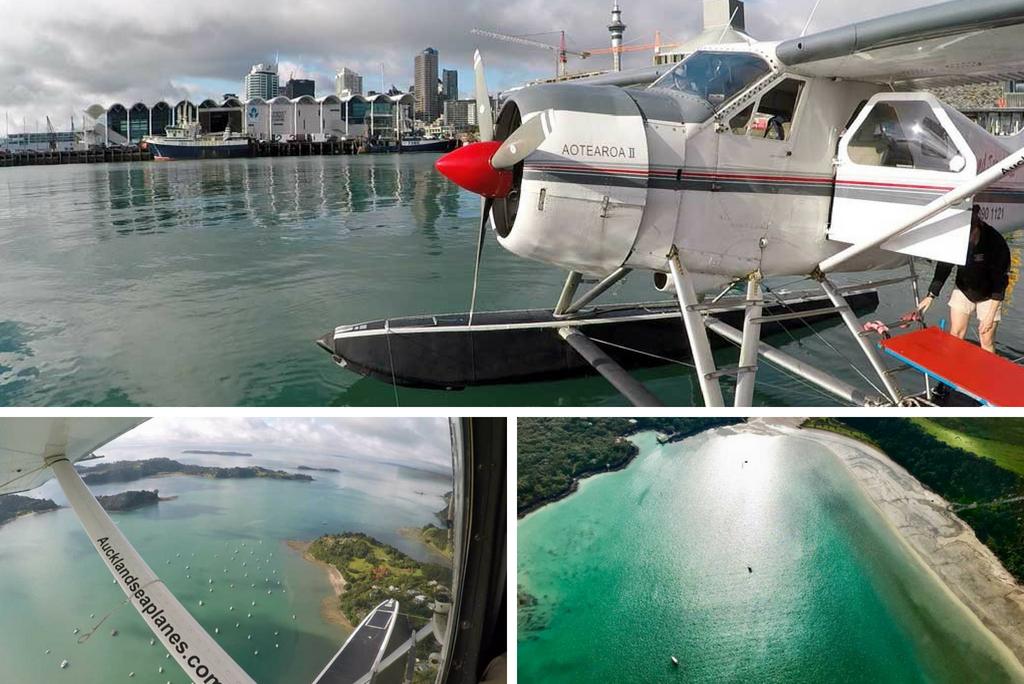 Rundflug über Auckland, Neuseeland - World of TUI Berlin Reisebericht