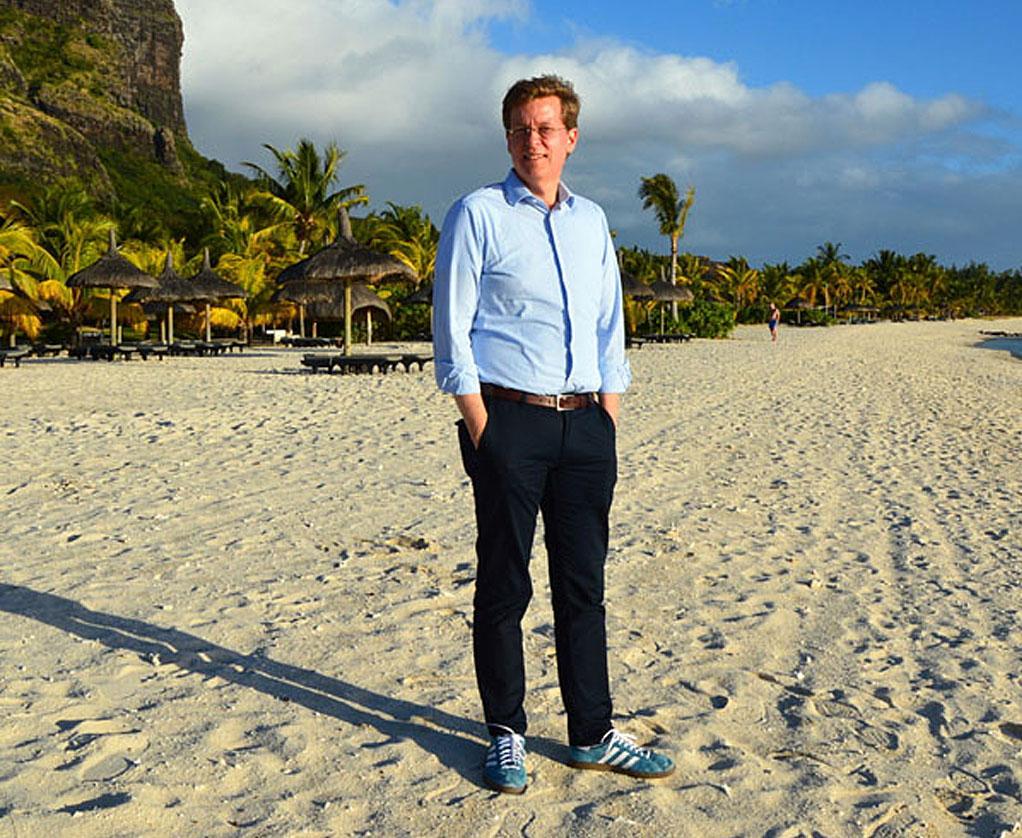 TUI, Berlin, Thomas Haag, Mauritius, Experte, Reise