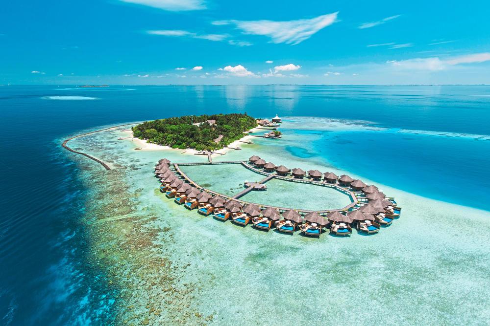 TUI, Berlin, Reisebüro, Malediven, Baros