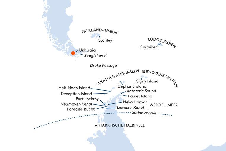 Antarktis   Abenteuer zwischen Eis und Ehrfurcht kreuzfahrt angebote und specials angebot airtours kreuzfahrten  tui berlin ms europa antarktis