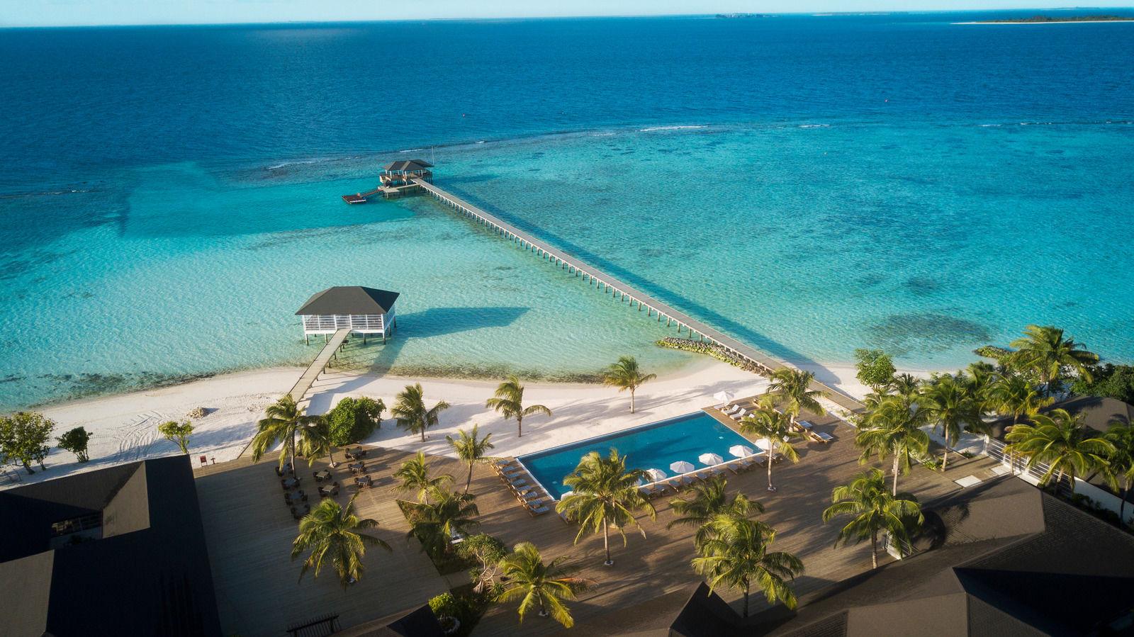 ROBINSON Special Fernweh200   Jetzt 200€ sparen! tui hotels thailand strand sonne malediven angebote und specials angebot  tui berlin robinson noonu außenansicht