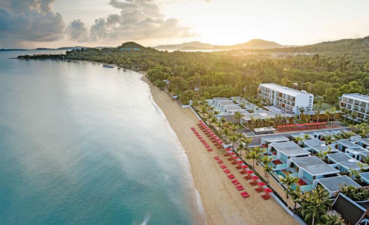 Fernes Paradies   TUI SENSIMAR Koh Samui tui hotels thailand strand sonne angebote und specials angebot  tui berlin sensimar koh samui außenansicht