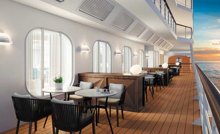 Regent Seven Seas Cruises   Seven Seas Splendor news tui cruises sonne kreuzfahrt angebot airtours kreuzfahrten  tui berlin seven seas splendour coffee connection