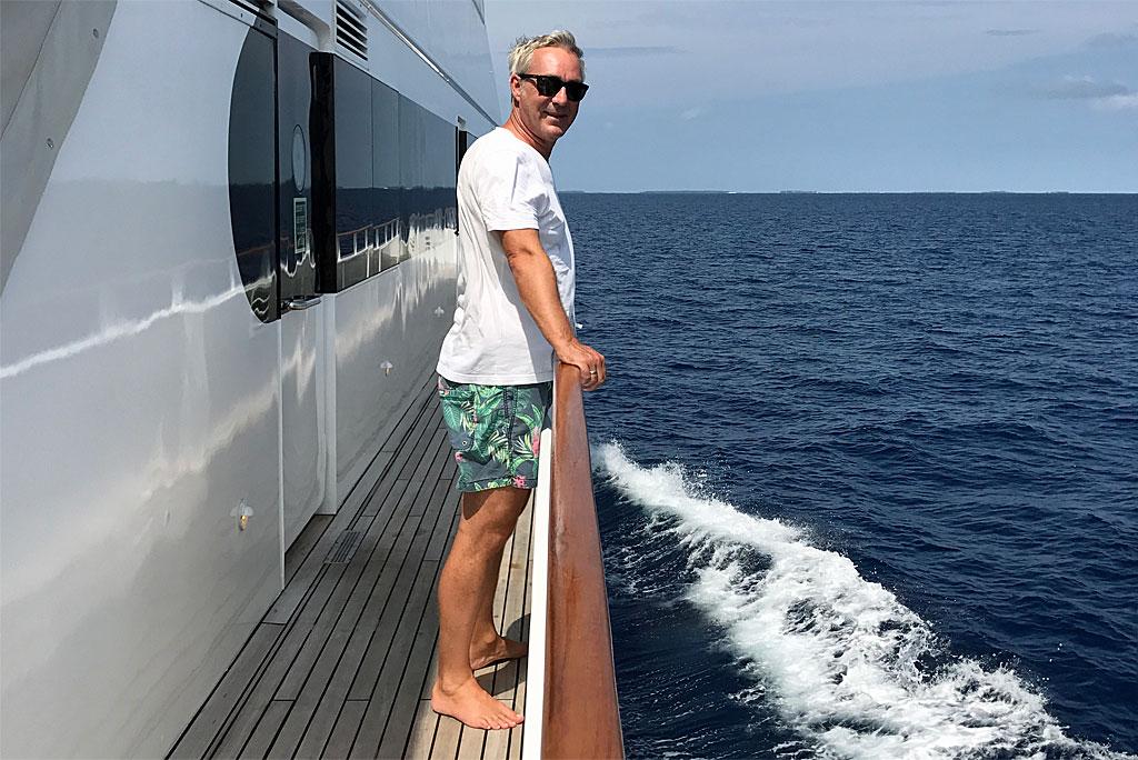 TUI, Berlin, Reisebüro, Honeymoon, Malediven, Four Seasons, Explorer