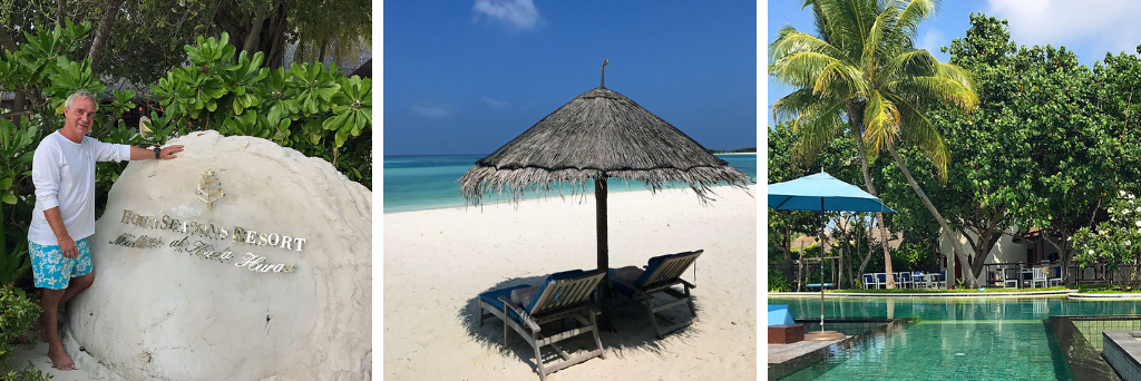 Four Seasons Resort Maldives at Kuda Huraa, Malediven - World of TUI Berlin Reisebericht