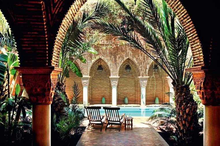 Top 4 Hoteltipps für Marrakesch tui hotels staedtereisen sonne marokko expertentipps airtours hotels  tui berlin marrakesch la sultana pool