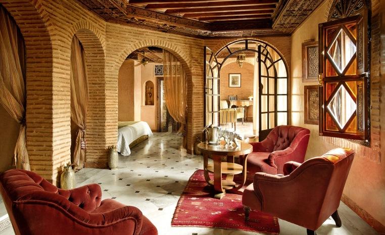 Top 4 Hoteltipps für Marrakesch tui hotels staedtereisen sonne marokko expertentipps airtours hotels  tui berlin marrakesch la sultana suite deluxe