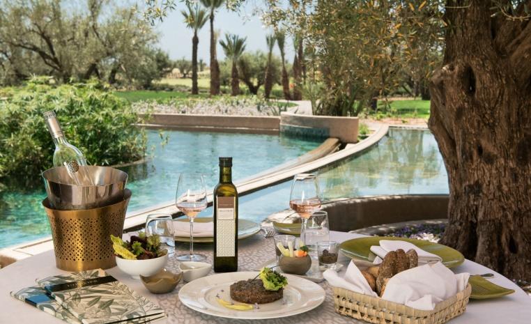 Top 4 Hoteltipps für Marrakesch tui hotels staedtereisen sonne marokko expertentipps airtours hotels  tui berlin marrakesch royal palm lolivier
