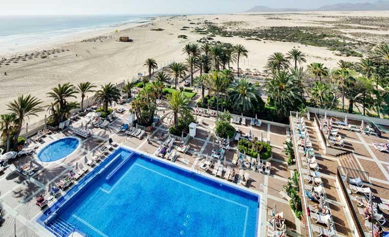 TUI KINDERFESTPREIS Sommer 2019 ab 99 € tui hotels strand sonne angebote und specials angebot  tui berlin riu oliva beach resort außenansicht
