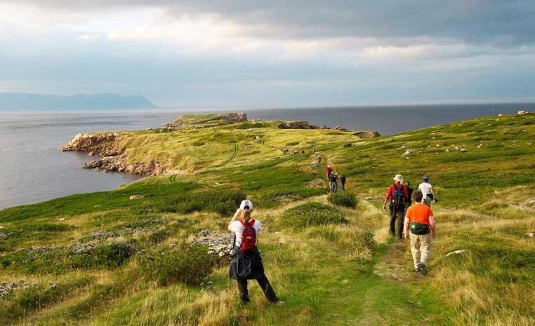 Natur pur: Das einzigartige Kanada sonne kanada expertentipps  tui berlin cape breton island copyright nova scotia