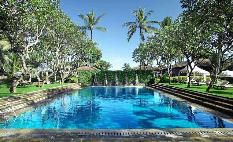 50€ Rabatt auf alle Hotels in den USA, Vietnam, Indonesien und Indien! tui hotels strand sonne angebote und specials angebot  tui berlin intercontinental bali resort pool