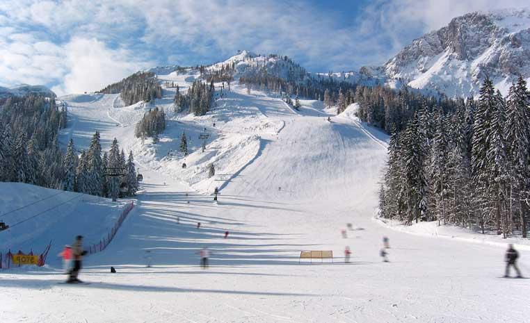 Mit TUI in den Skiurlaub   Jetzt 50€ sparen winterurlaub tui hotels angebote und specials angebot  tui berlin robinson schlanitzen alm pisten