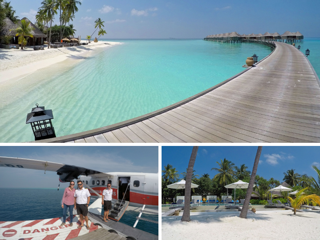 Malediven   Constance Hotels and Resorts strand reisebericht new malediven  Constance Halaveli Welcome