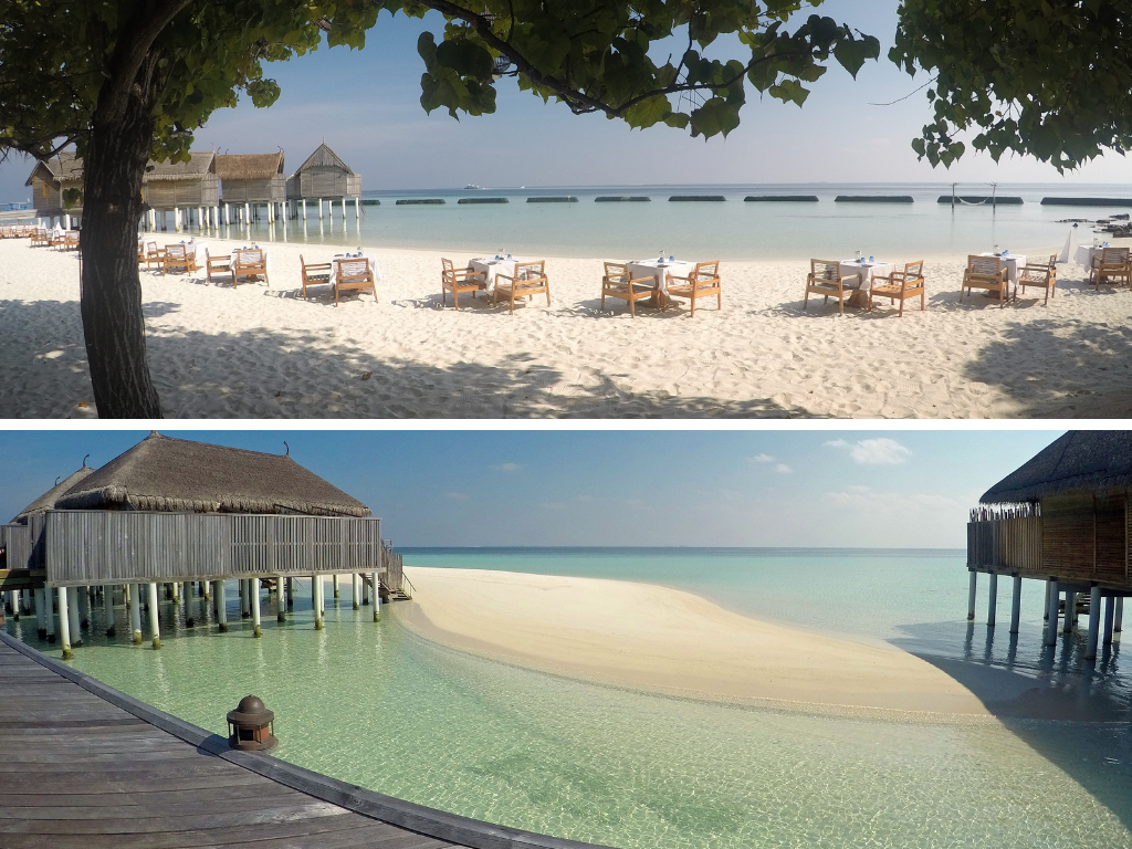 Malediven   Constance Hotels and Resorts strand reisebericht new malediven  Constance moofushi Beach