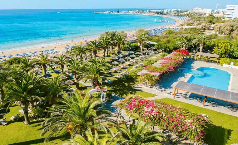 Insel der Götter: Zypern entdecken mit TUI zypern tui hotels strand sonne angesagte reiseziele angebote und specials angebot airtours hotels  tui berlin alion beach außenansicht