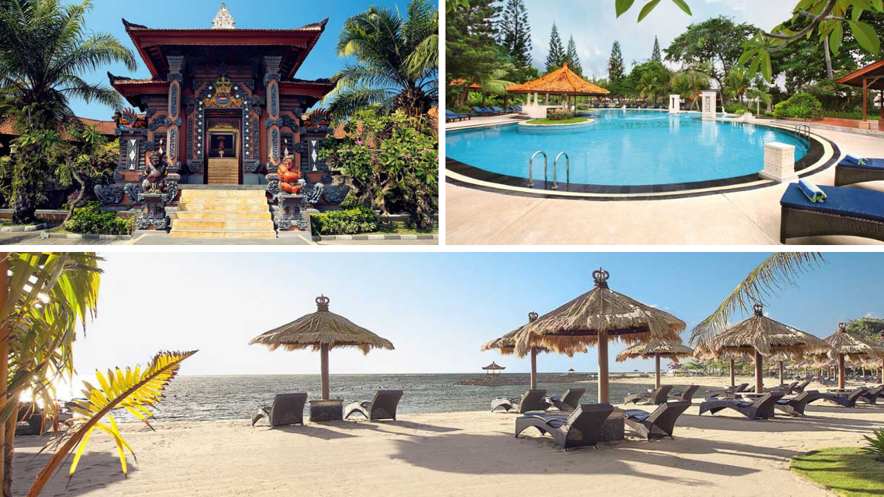 Bali zum Greifen nah strand sonne land und leute indonesien expertentipps  tui berlin bali tropical resort canva