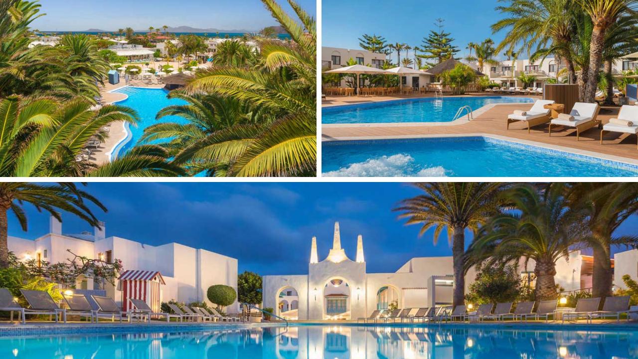 TUI, Reisebüro, World of TUI, Berlin, Traumstrand, airtours, Fuerteventura, Gran Hotel Atlantis Bahia Real, Suite Hotel Atlantis Fuerteventura Resort