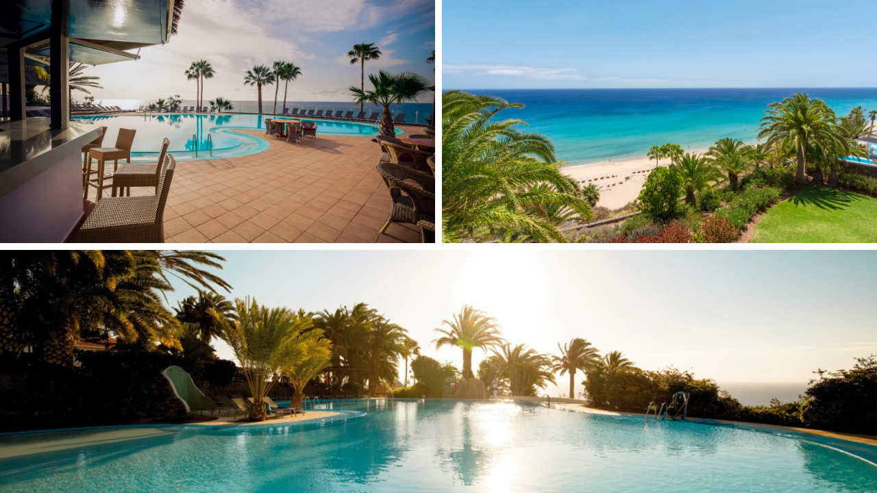 TUI SMILE Deals +++ Jetzt 100€ p. P. sparen! tui hotels strand sonne angebote und specials angebot  tui berlin robinson esquinzo playa canva