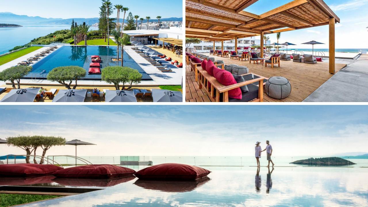 Nachhaltiger Urlaub? TUI Umwelt Champions news tui hotels strand sonne angebote und specials angebot  tui berlin sensimar minos palace canva