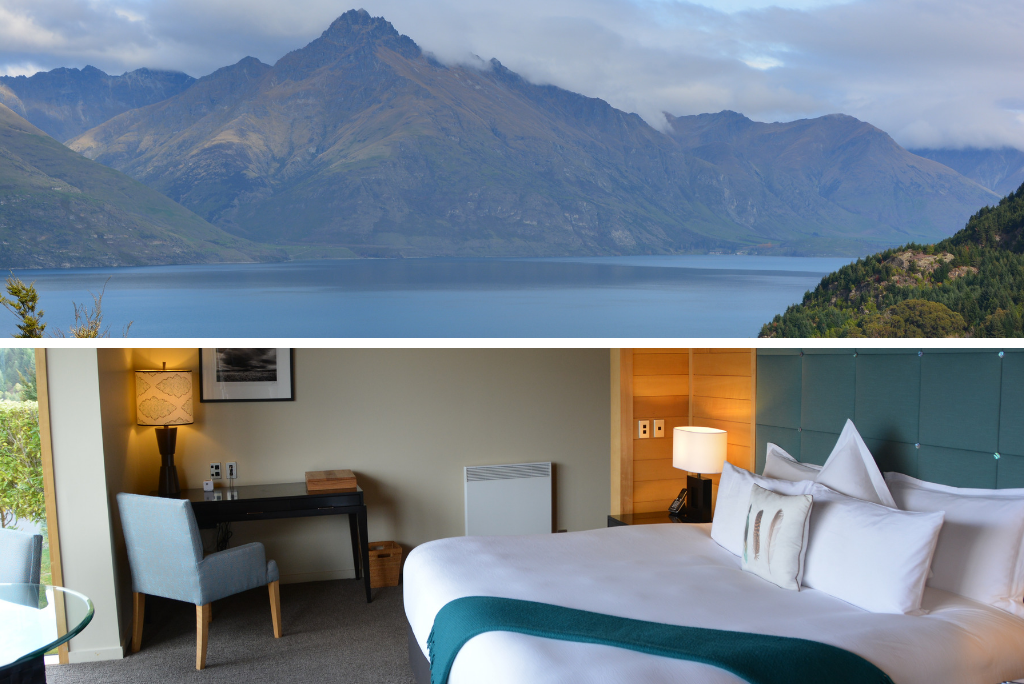 Azur Lodge in Queenstown, Neuseeland - World of TUI Berlin Reisebericht