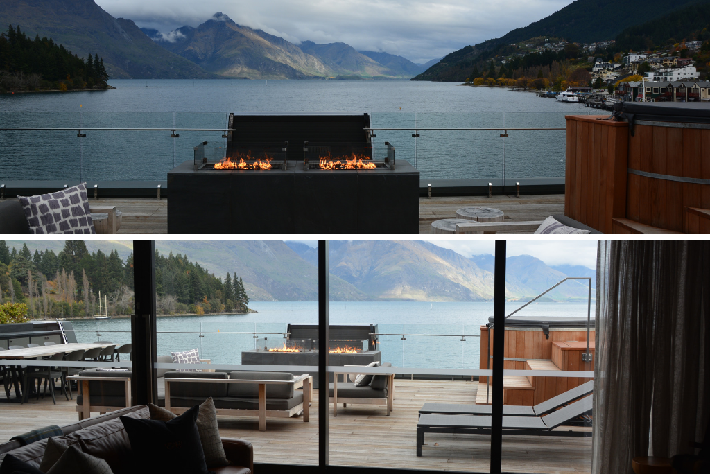 Eichardt's Private Hotel in Queenstown, Neuseeland - World of TUI Berlin Reisebericht