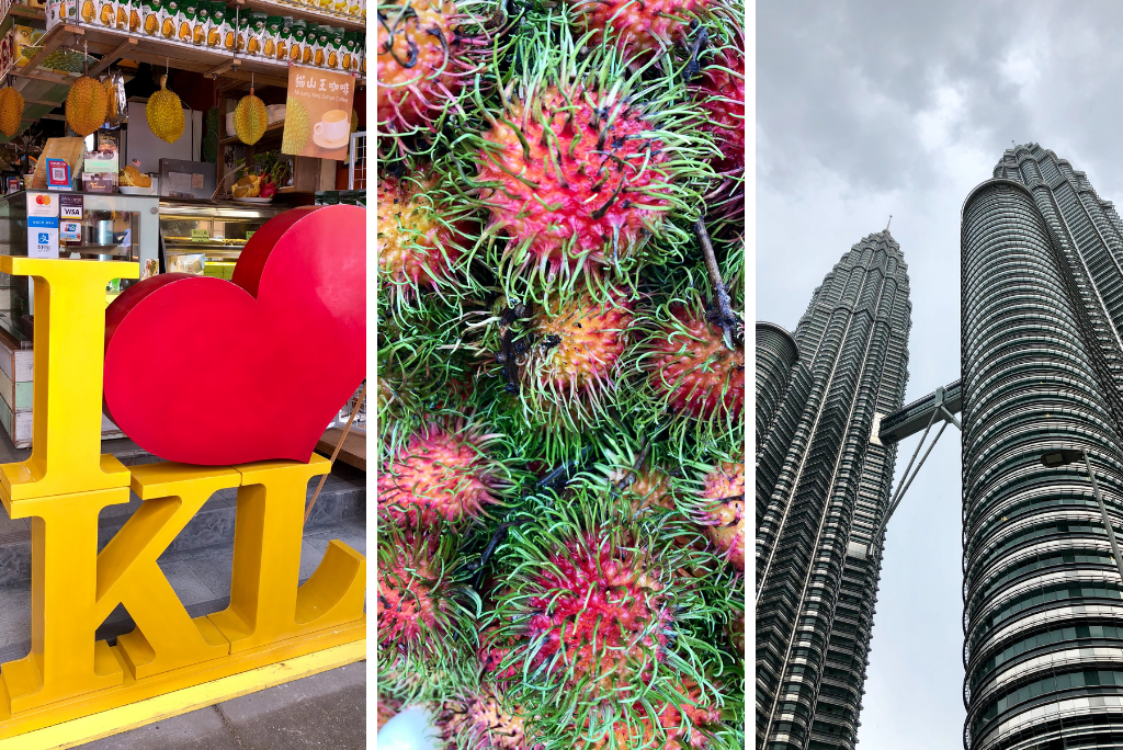 Eindrücke aus Kuala Lumpur - World of TUI Berlin Reisebericht