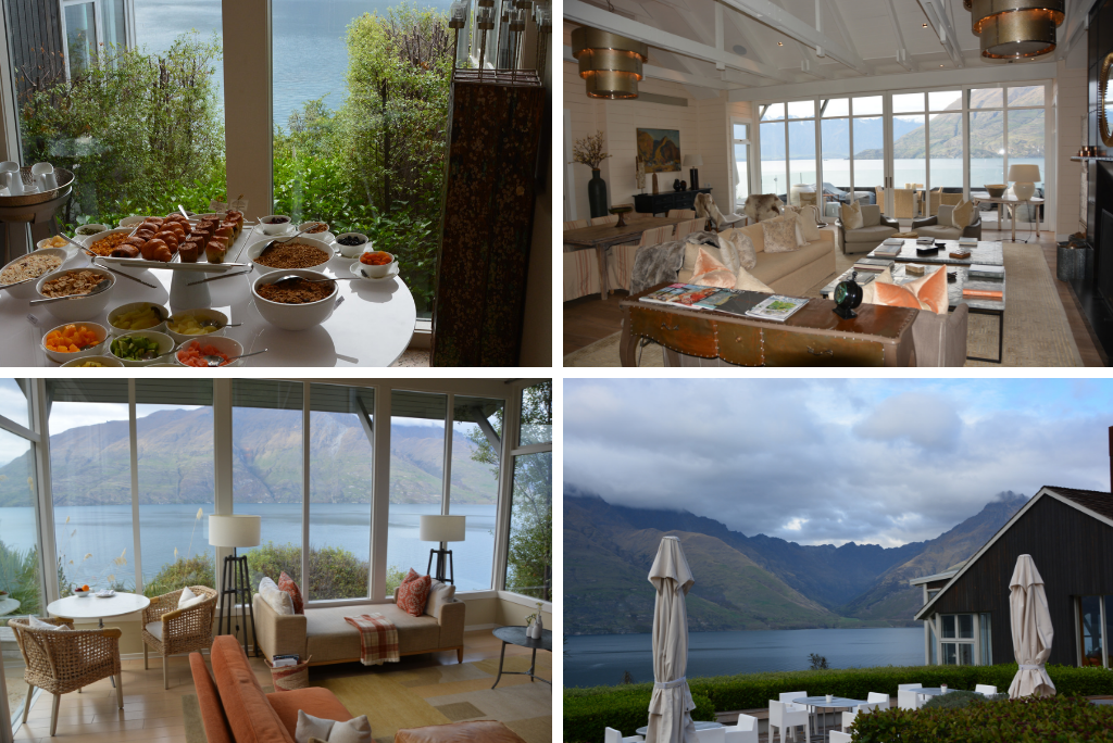 Matakauri Lodge in Queenstown, Neuseeland - World of TUI Berlin Reisebericht
