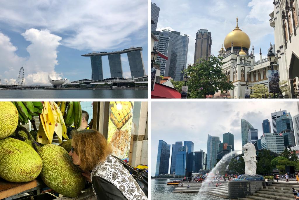 Entdeckungstour durch Singapur - World of TUI Berlin Reisebericht