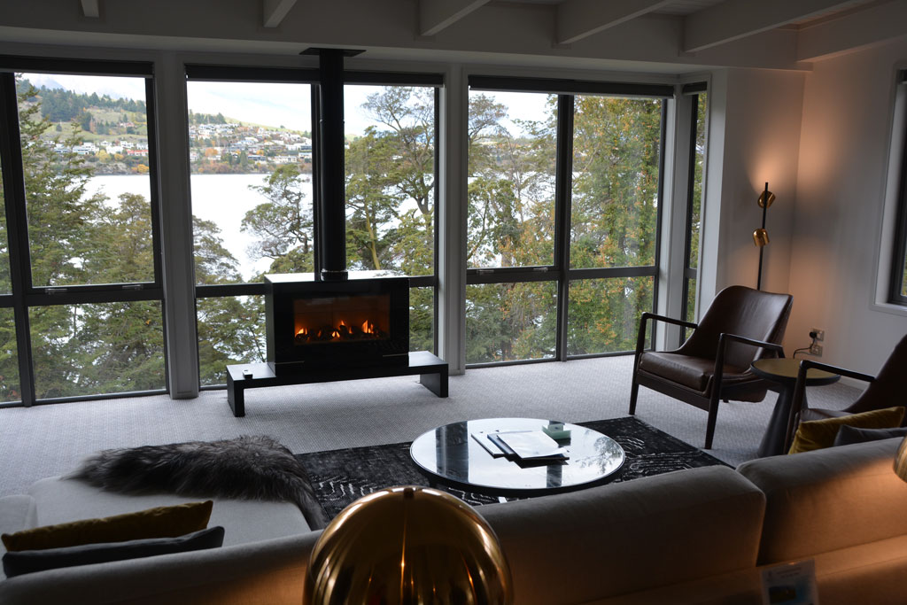 The Rees Hotel in Queenstown, Neuseeland - World of TUI Berlin Reisebericht
