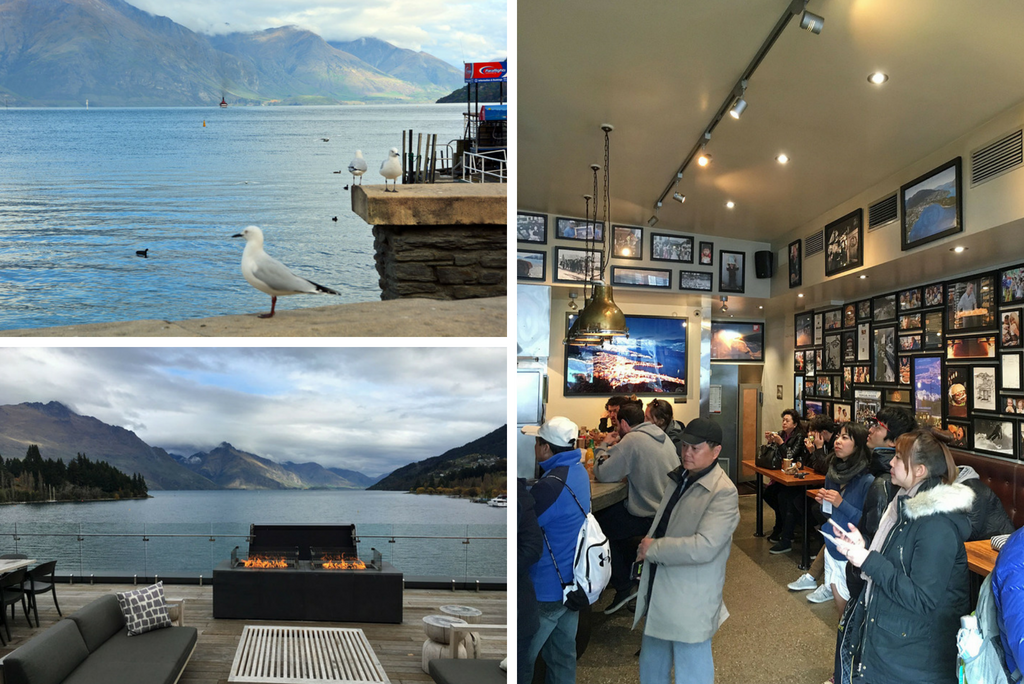 Main Pier von Queenstown, Neuseeland - World of TUI Berlin Reisebericht