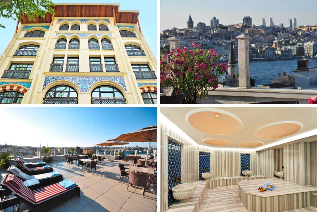 Hotel NeOrion Istanbul