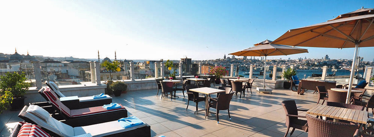 Neorion Hotel Istanbul