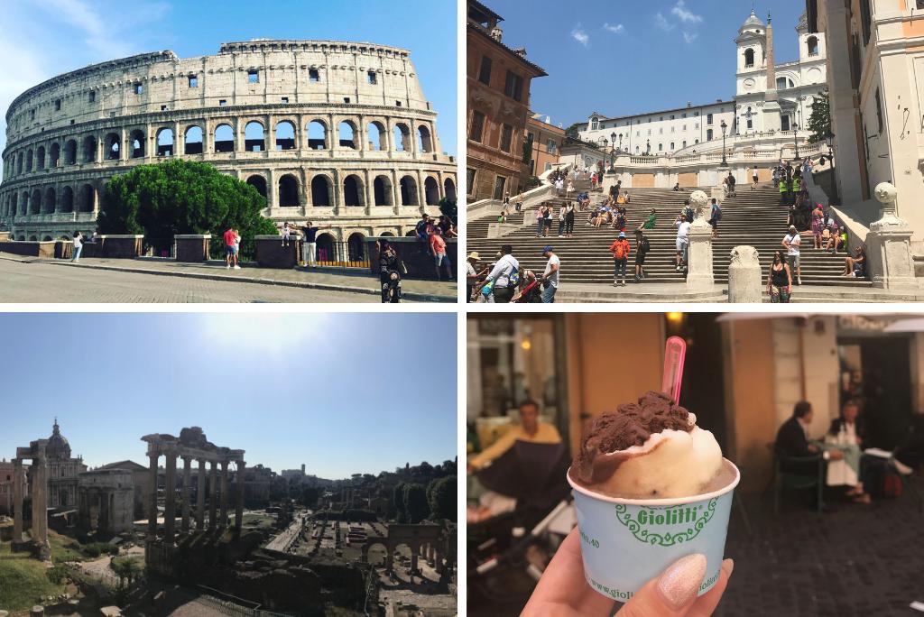 Meine Empfehlung für Barcelona und Rom staedtereisen sonne new italien  Rom Tatjana Haier