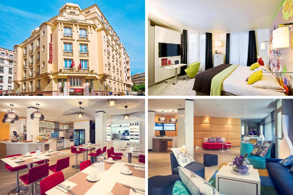 Hotel Mercure Grimaldi Nice