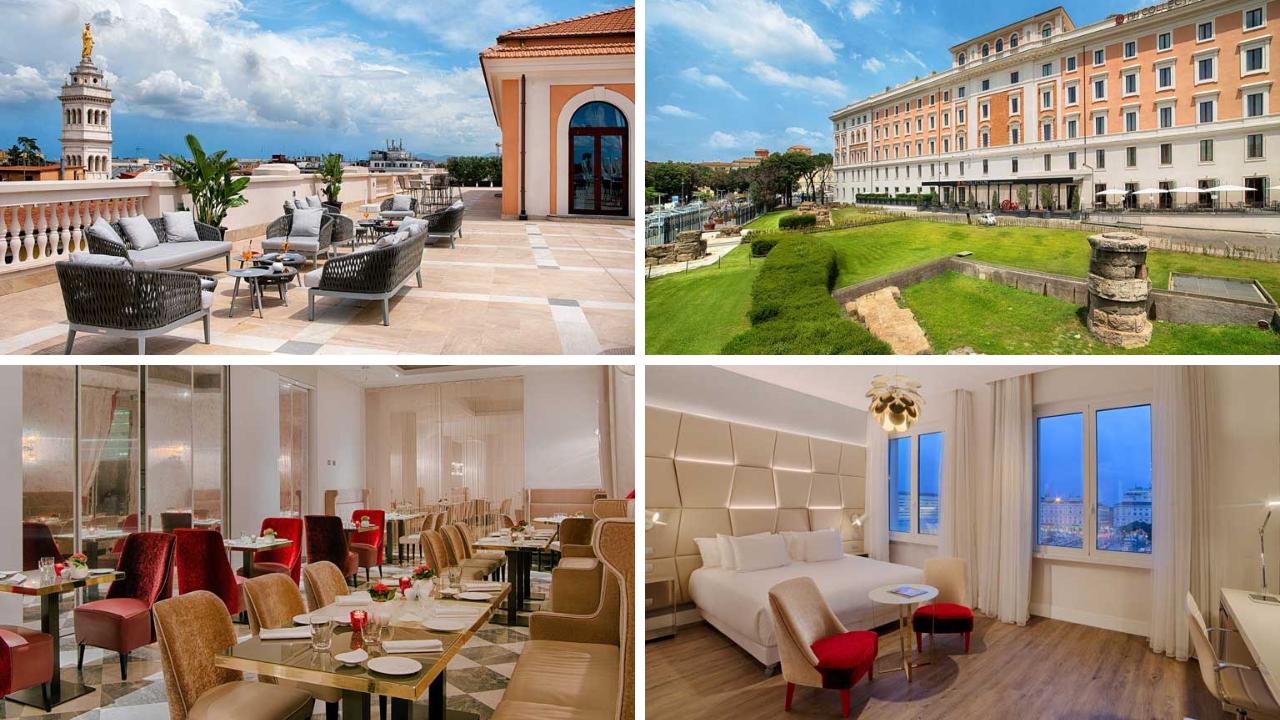 Meine Empfehlung für Barcelona und Rom staedtereisen sonne new italien  tui berlin nh collection palazzo cinquecento canva