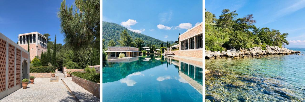AMANRUYA Hotel in Bodrum, Türkei - World of TUI Berlin Reisebericht