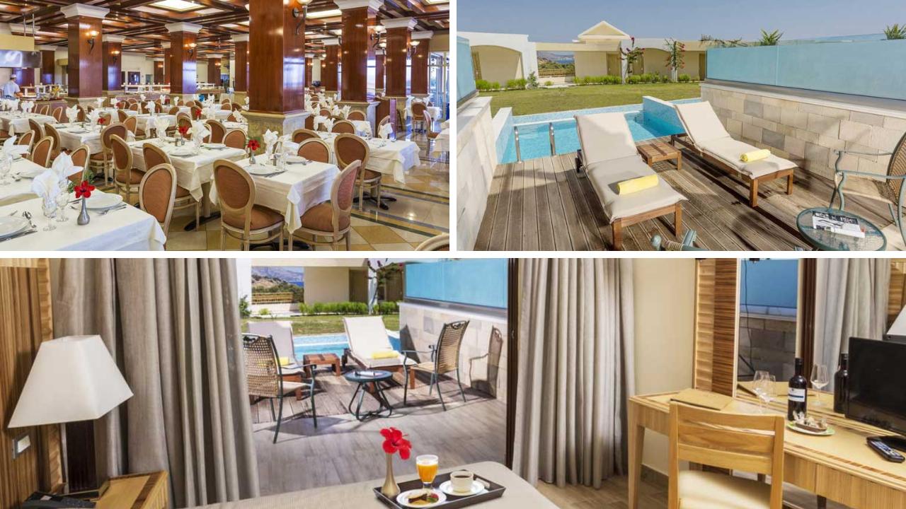 Lindos Imperial Resort & Spa   herrliche Auszeit auf Rhodos tui hotels strand sonne news griechenland familie angebote und specials angebot  tui berlin lindos imperial canva 1