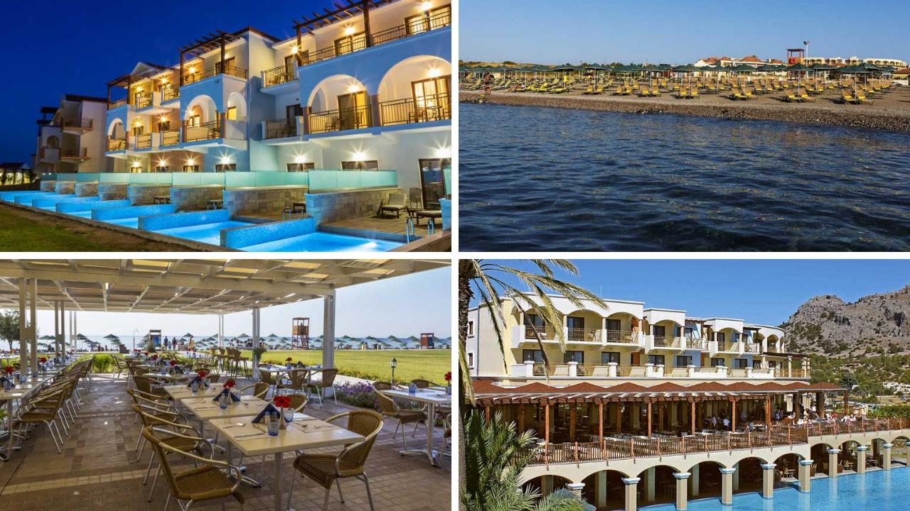 Lindos Imperial Resort & Spa   herrliche Auszeit auf Rhodos tui hotels strand sonne news griechenland familie angebote und specials angebot  tui berlin lindos imperial canva main