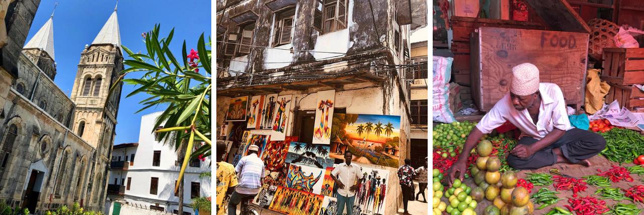Der Geschmack von Sansibar tansania strand sonne reisebericht new honeymoon 2  tui berlin sansibar Stone Town