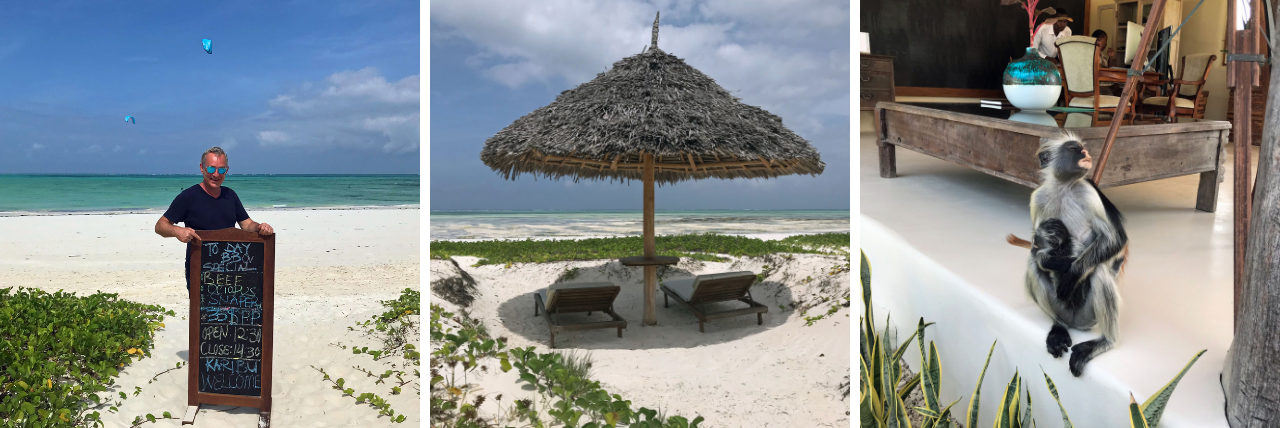 Zanzibar White Sand Luxury Villas & Spa, Sansibar - World of TUI Berlin Reisebericht